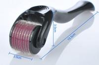 al por mayor la terapia de punzonado-0,2 mm 0,5 mm 1,0 mm 1,5 mm 540 Agujas de Microneedle Derma Skin Roller Dermaroller Sistema de Terapia Dermatología
