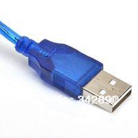 Envío libre PS1 PS2 PSX al adaptador femenino masculino del palillo de la memoria del usb del adaptador del usb del CONVERTIDOR del ADAPTADOR del CONTROLADOR del USB de la PC