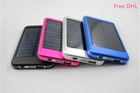 Wholesale 100PCS mah USB Solar Charger Solar Panel Battery Charger power bank External Battery Charger TY