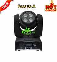 Wholesale 2014 new double head LED Moving Head light disco dj lights