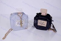 Wholesale 2015 European and American fashion lovely perfume bottle tassel ladies handbag shoulder bag across body colors