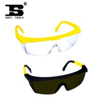 Wholesale Persian tool welding special protective glasses scalable UV yellow and black optional
