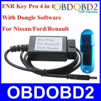 software dongle - Excellent Quality FNR Key Porg IN With Dongle Software For Nissian Ford Renault FNR Programmer Automatic Remote Control Unit