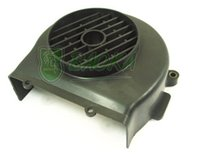 radiator fan motor - Panther card GY6 Finish male fan coil magnetic motor fan cover engine radiator cover