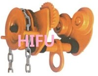 Wholesale GCL C TX3M geared trolley with chain