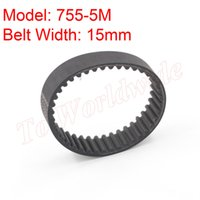 Wholesale 755 M Timing Belt mm Belt Width mm Pitch for M Timing Pulley