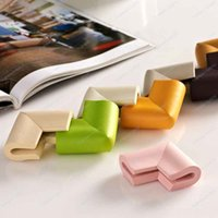 Wholesale U Type Soft Baby Safety Edge Protector Baby Kids Glass Table Corner Guard Protection for Children Security