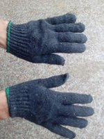 Wholesale The car road building bricks and clay tiles workers labor protection gloves wear non slip nylon yarn