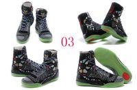 basketball heroes - 18 Colours With Box Kobe KB IX Elite Super Hero All Stars Men Basketball Sport Trainers Shoes