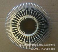 Wholesale Customized high precision aluminum radiator sunflowers aluminum industry aluminum profiles can sample processing