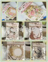 cutting die - Pre cutted D paper tag quote stickers small pack packs papercraft die cuts scrapbooking embellishments