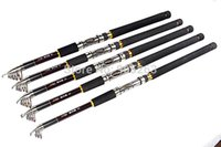 Wholesale Available High Quality SWAGG Telescpic Fishing Rod in River Fishing Rod Carbon SHA HG64 M M M M M