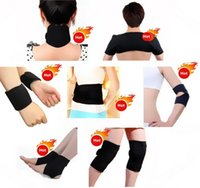 Wholesale Freeshipping Tourmaline Heating Massage Belt with Tormaline and Magnetic Therapy for Keeping relieve pain Warm Healthy