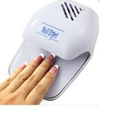 Wholesale Nail Art Finger Toe Varnish Dryer Polish Air Drying Fast Warm Dry Blower Fan Breeze Blower Dry