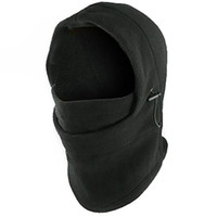 cycling hat - Cycling CS Double Layer CapThicken Warm Ski Mask Fleece Beanie Caps Masks Scarf Windproof Hat Caps SC010