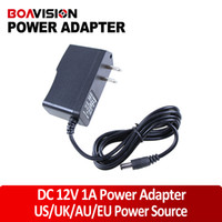 CCTV Security Camera Alimentation DC 12V 1000mA
