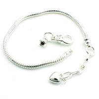 20PC / Lot libèrent des bracelets de lien de mode de mode allient des bracelets en chaîne d'infini des bracelets DIY