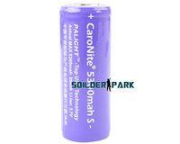 Wholesale 2pcs High Capacity PALIGHT Li ion V mah Protected Battery Purple Safety Durable Flashlight Battery Free Ship order lt no tr