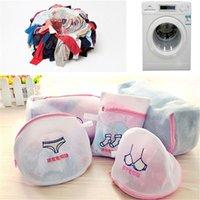 Wholesale Women Hosiery Shirt Sock Underwear Washing Lingerie Wash Protecting Mesh Bag Aid Laundry Saver