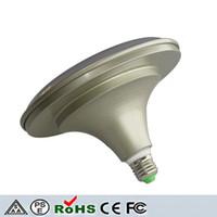 Wholesale 2016 new arrivals LED flying saucer shape lamp W LED bulb waterproof AC85 V LED umbrella light SMD Epistar for commercial decorati