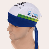 bandanna cap - New Arrival Pirates scarf ORICA GREEN EDGE Cycling Bandanna for costum party headsweats dress hat cycling head wear cap sweat absorber