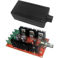 Wholesale 4pieces V A DC PWM HHO RC Controllers Motor Speed Control V V V W MAX