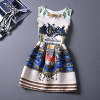 summer dresses for women - 2015 Summer Women Dresses White Vintage Printing For Party Sexy Club Dresses Cheap Clothes China Beach Bodycon Dress OXL072301