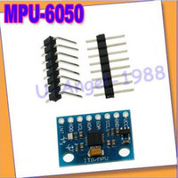 Wholesale MPU Axis Gyroscope Accelerometer Module for Arduino MPU