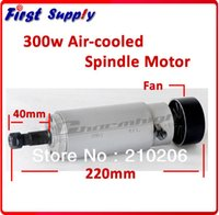 Wholesale High quality w air cooled air cooling DC spindle motor for cnc engraving machine cnc router