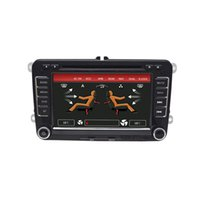 support MP4 - 7 Inch Original rns510 Volkswagen Car DVD GPS Player Support OPS And Air Condition Display For rns510 Onward VW65S