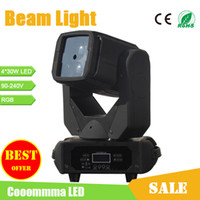 Wholesale LED Beam Moving Head Lghts With DMX Channels W High Brightness LEDs RGB Color For Club Concert Disco etc