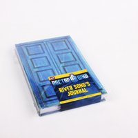 Wholesale Doctor Dr Who Tardis River Song s Travel Journal Notebook