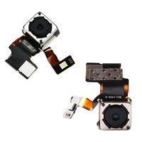 Wholesale 1pcs Rear Lens Flex Cable Back Facing Camera Flash Module Repair For iPhone G
