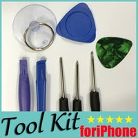 Wholesale Set iPhone Repair Tool Kit for iPhone s iphone s c iphone plus For capacitive screen