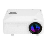 Wholesale Ship From USA BL P HD Mini Portable LED Cinema Home Theater Projector AV VGA USB SD HDMI LCD Projectors