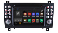 benz audio - Android Car DVD Player for Mercedes Benz SLK SLK200 SLK280 SLK350 SLK55 with GPS Navigation Radio BT USB Audio Stereo