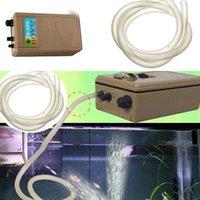 Cheap Aquarium Waterproof Oxygenation Air Water Pump Battery For Fish Tank Fishing Live Bait Air Line