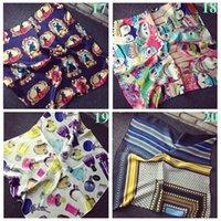 Wholesale 2015 new color women lady printed square silk neck scarf beach scarf female wrist wrap headscarf Sarongs bandana Turban TOPB3041
