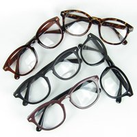 2015 new vintage glasses oculos gafas classic round glasses frame women designer eyewear custom myopia lens 4 colors 608
