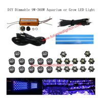 best freshwater aquariums - 2015 New Design inch W LED Aquarium Light Bar best for Coral Reefs or freshwater fish tank ac v