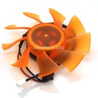 brushless dc fan 12v - omputer Components Fans Cooling Firstd FD8015U12S DC BRUSHLESS FAN V A mm x39x39mm XFX HD6850 HD4860 HD6770 Graphics Video Card