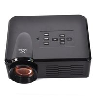 Wholesale Home Theater Led LCD Movie Projector x480 Multimedia Player USB TV VGA HDMI SD Digital Video Beamer
