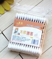 Wholesale Medical general sponge stick that occupy the home bathroom hook ears stick packages