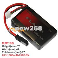 airsoft battery box - HK register Orginal Flame V mAh C LiFePO4 Battery For PEQ Box AEG Airsoft Battery M3E10Q