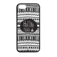 aztec design iphone cases - Indian Tribal Black White Aztec Pattern Print Plastic TPU Hybrid Design Case Cover for iPhone s Black Protective Phone Skins