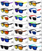 Wholesale 100pcs Ken Block Helm Sunglasses Men colors Sport Cycling Eyewear Sun Glasses oculos de sol Shipping