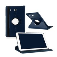 """Yes Fashion 7.85 S5Q Samsung Galaxy Tab E T560 PU Leather 360 Rotating Smart Case Cover Stand fr 9.6"""" AAAFRL"""