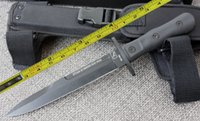 Wholesale EXTREMA RATIO New ABS Handle MM Blade Dagger Survival Bowie Hunting Knife VTH77
