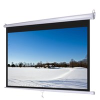 electric projection screen - Different Inches Projection Screen Professional Home Theatre Screen different Size ELECTRIC SCREEN