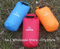 Wholesale L Outdoor Travel Floating Organize Bag Compress Portable Waterproof Pouch Dry Bags Mix color